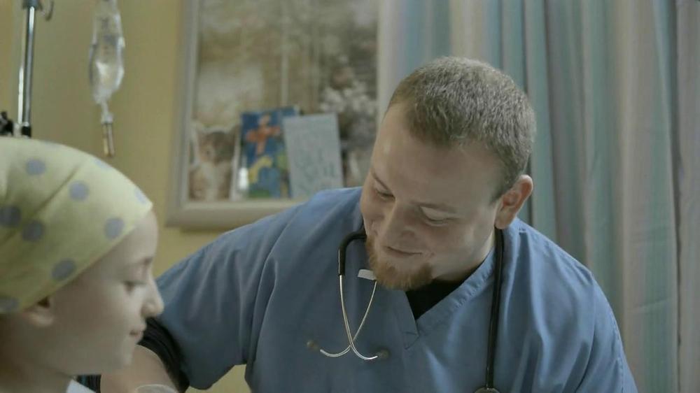 Johnson & Johnson TV Commercial, 'Thank You Nurses'