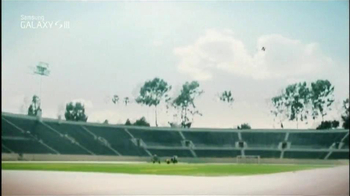 Samsung Galaxy S III TV Spot 'Everyone's Olympics' Featuring David Beckham - Thumbnail 4