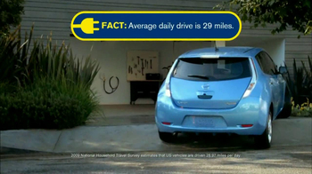 Nissan TV Spot For Nissan Leaf - Thumbnail 2