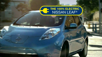 Nissan TV Spot For Nissan Leaf - Thumbnail 3