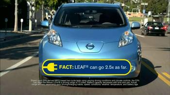 Nissan TV Spot For Nissan Leaf - Thumbnail 4