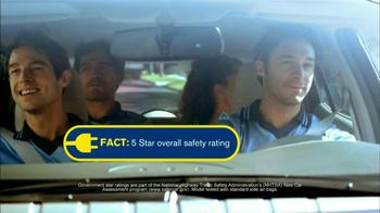 Nissan TV Spot For Nissan Leaf - Thumbnail 6