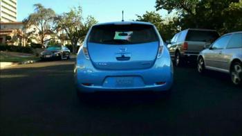 Nissan TV Spot For Nissan Leaf - Thumbnail 7
