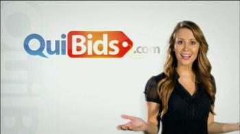 Quibids.com TV Spot For Saving 95% - Thumbnail 2