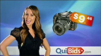 Quibids.com TV Spot For Saving 95% - Thumbnail 3
