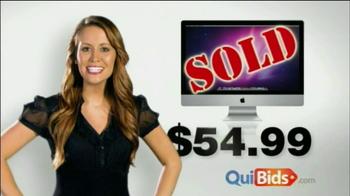 Quibids.com TV Spot For Saving 95% - Thumbnail 9