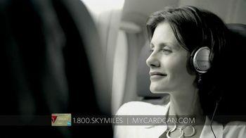 Delta Air Lines Skymiles Card TV Spot, 'Travel'