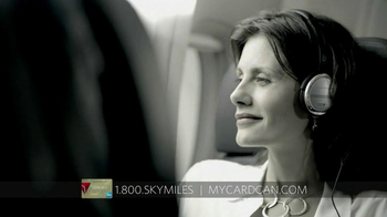 Delta Air Lines Skymiles Card TV Spot, 'Travel'