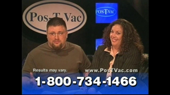 Pos-T-Vac TV Spot For Pos-T-Vac - Thumbnail 3