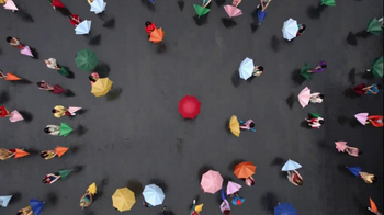Yoplait TV Spot, 'Umbrellas' Song by Max & Simon - 331 commercial airings