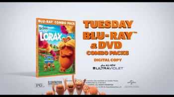 The Lorax Home Entertainment TV Spot - Thumbnail 10