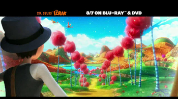 Movie Trailer For The Lorax On DVD - 10 commercial airings