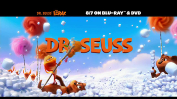 The Lorax Home Entertainment TV Spot - Thumbnail 5