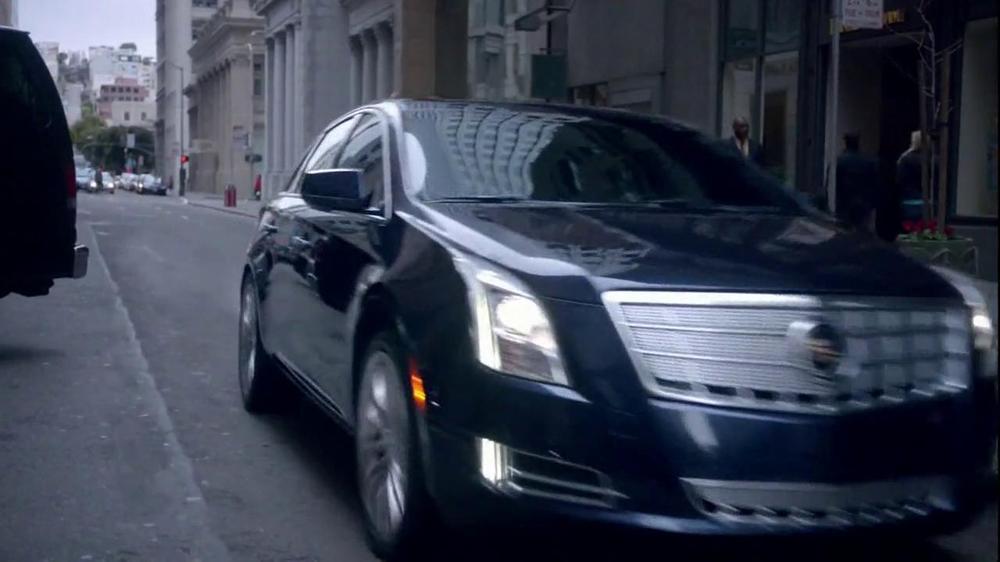 2013 Cadillac XTS TV Commercial, 'City Sounds' - iSpot.tv