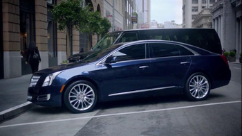 2013 Cadillac XTS TV Spot, 'City Sounds' - Thumbnail 2