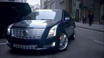 2013 Cadillac XTS TV Spot, 'City Sounds' - Thumbnail 5