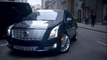2013 Cadillac XTS TV Spot, 'City Sounds' - 385 commercial airings