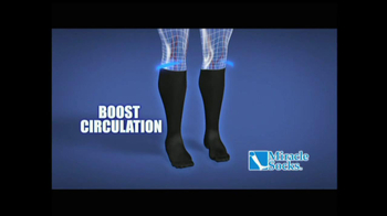 Miracle Socks TV Spot - Thumbnail 2