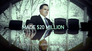 Obama for America TV Spot For Mitt Romney Tax Plan - Thumbnail 5