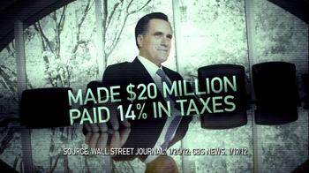 Obama for America TV Spot For Mitt Romney Tax Plan - Thumbnail 6
