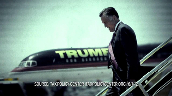 Obama for America TV Spot For Mitt Romney Tax Plan - Thumbnail 7
