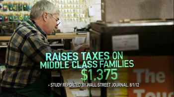 Obama for America TV Spot For Mitt Romney Tax Plan - Thumbnail 9