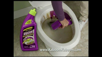 Kaboom Tv Commercial For Foam Tastic Cleaner Ispot Tv