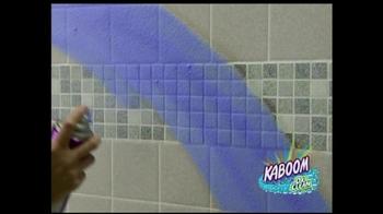 Kaboom TV Spot For Foam-Tastic Cleaner - Thumbnail 3