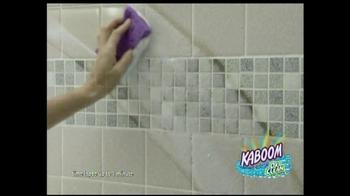 Kaboom TV Spot For Foam-Tastic Cleaner - Thumbnail 4