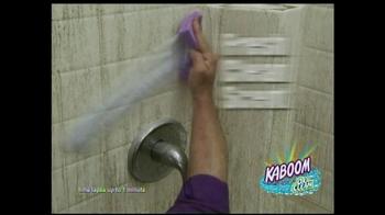 Kaboom TV Spot For Foam-Tastic Cleaner - Thumbnail 5