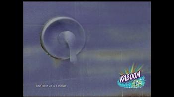 Kaboom TV Spot For Foam-Tastic Cleaner - Thumbnail 8