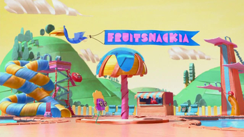 Fruitsnackia TV Spot, 'Swimming Pool' - Thumbnail 2