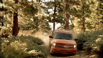 Chevrolet Silverado TV Spot, \'Getting Away\'