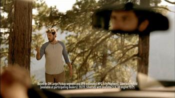 Chevrolet Silverado TV Spot, 'Getting Away' - Thumbnail 9