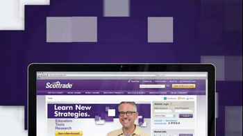 Scottrade TV Spot For Webinars & Seminars