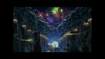 U.S. Department of Energy TV Spot For Tinkerbell Conserving Energy