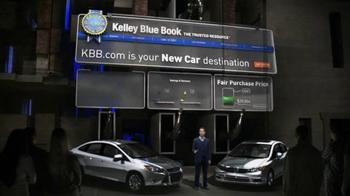 Kelley Blue Book TV Spot, 'Projection' - Thumbnail 4