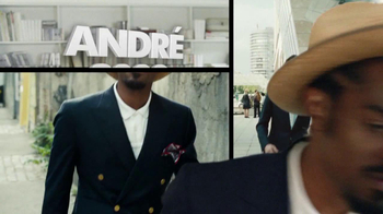 Gillette Fusion ProGlide Styler TV Spot Featuring Andre 3000 - Thumbnail 1