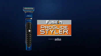 Gillette Fusion ProGlide Styler TV Spot Featuring Andre 3000 - Thumbnail 6