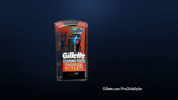 Gillette Fusion ProGlide Styler TV Spot Featuring Andre 3000 - Thumbnail 8