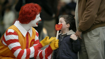 McDonald's TV Spot For Smiles - 412 commercial airings