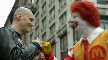 McDonald's TV Spot For Smiles - Thumbnail 9