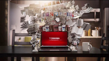 Toshiba Ultrabook TV Spot, 'Quick Start-Up'