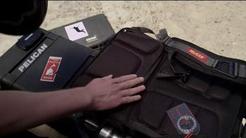 Pelican Pro Gear TV Spot For Base Jumper