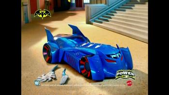Mattel TV Spot For Power Attack Batmobile - Thumbnail 9