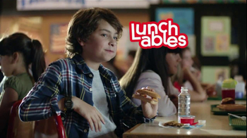 Lunchables TV Spot For Kisses - Thumbnail 9