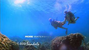 Sandals TV Spot, 'Get More' - Thumbnail 1
