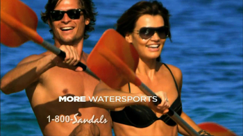 Sandals TV Spot, 'Get More' - Thumbnail 2