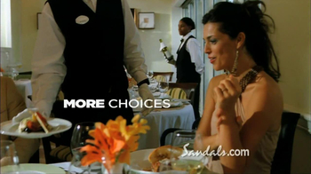 Sandals TV Spot, 'Get More' - Thumbnail 7