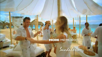 Sandals TV Spot, 'Get More' - Thumbnail 8